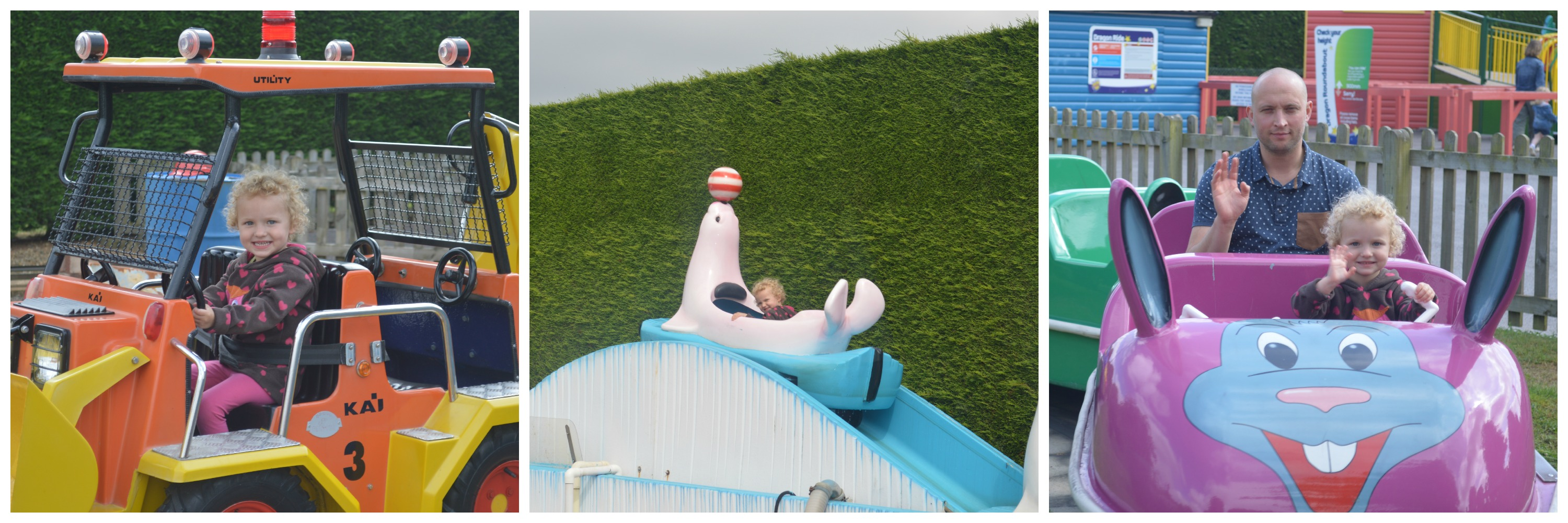 The Best Theme Park We've Been To – Paultons Park And