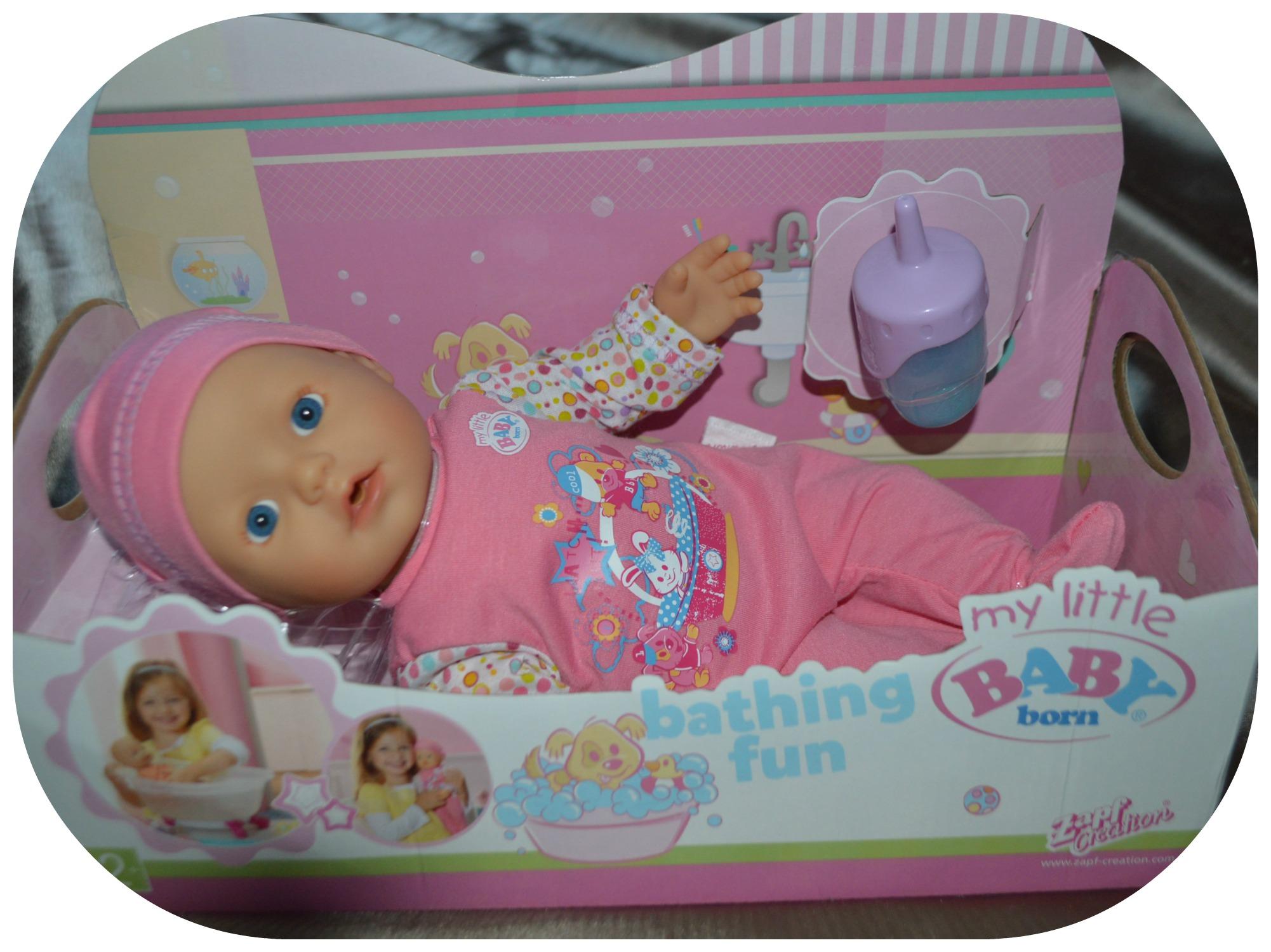 3eec3e96923 My Little BABY Born Bathing Fun! | RocknRollerBaby