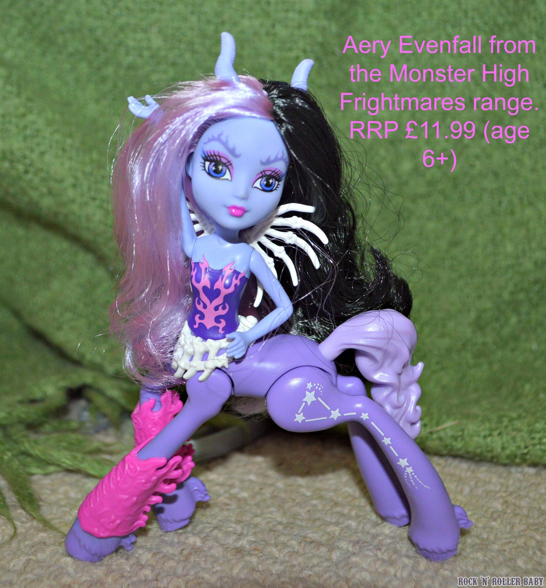 Monster High Frightmares Centaurs Rocknrollerbaby