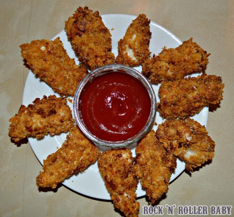 Nuggets Healthy Eats: Home Made Healthy Chicken Nuggets – Recipe!