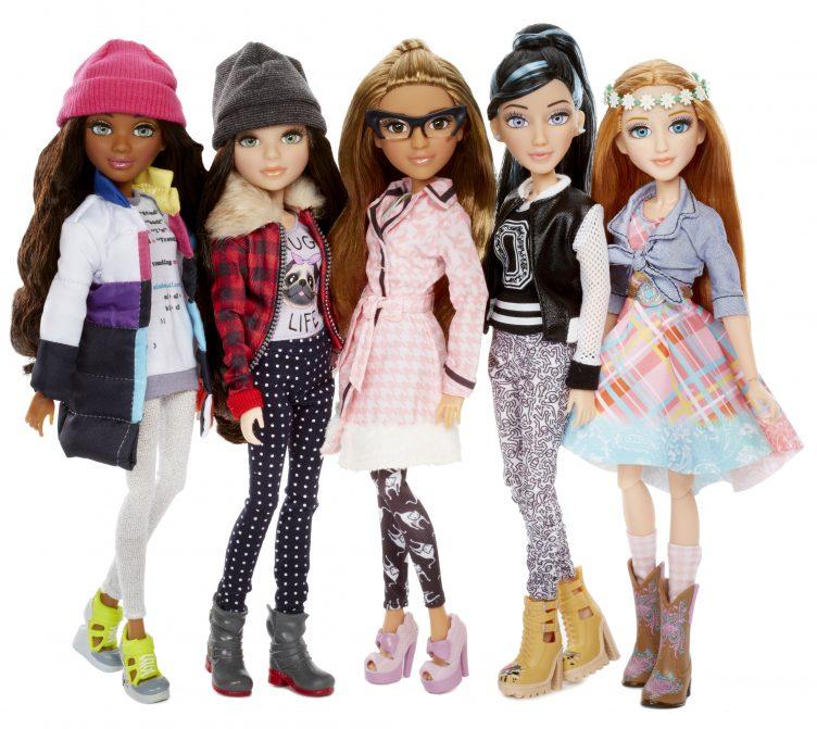 The dolls!