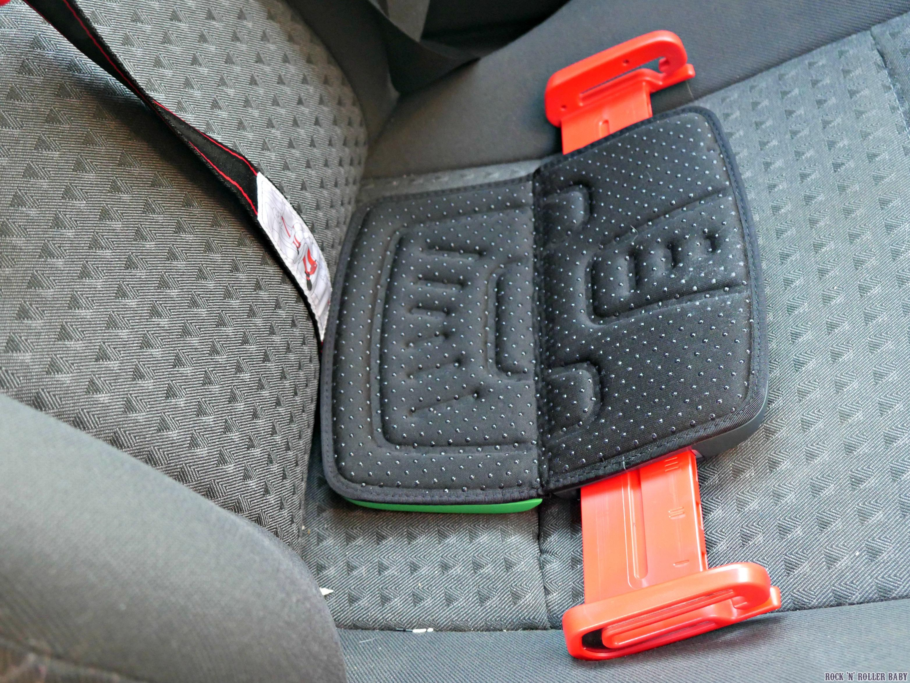 The Mifold Booster Seat Is Smaller Than An Ipad Review