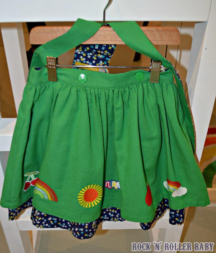 Ant THIS is going to be the new braced skirt - Florence still wears her marron one with mushrooms from about 2 year's ago so THIS is an absolute best buy for us!
