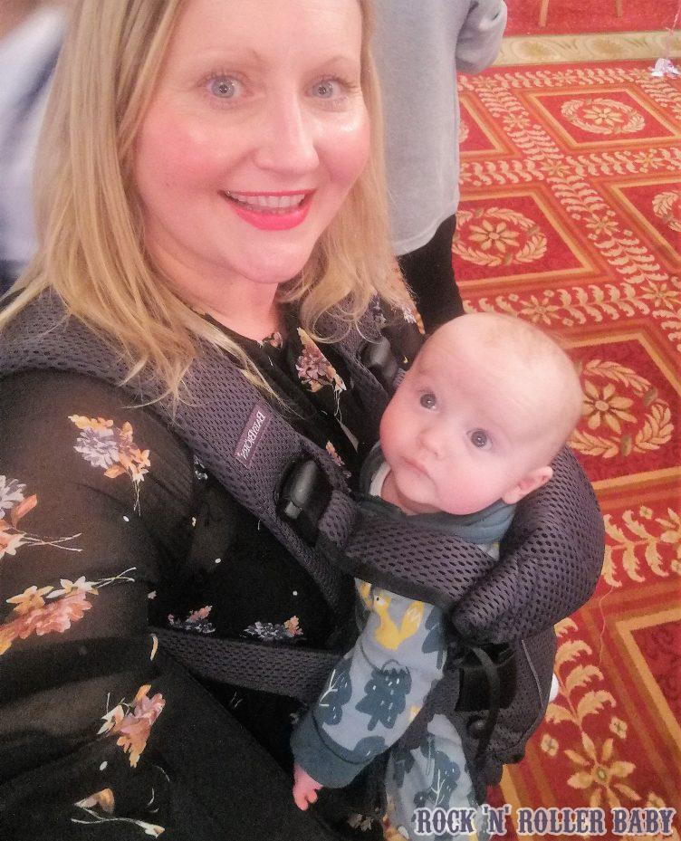 Launching The Baby Bjorn Carrier One And Carrier One Air